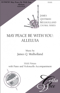 May Peace Be With You: Alleluia | 10-96030