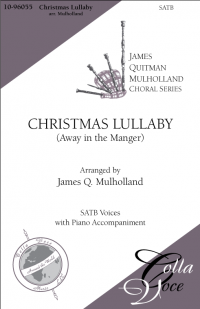 Christmas Lullaby-SATB   10-96055