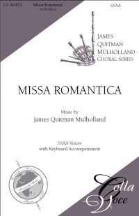 Missa Romantica SSAA | 10-96455
