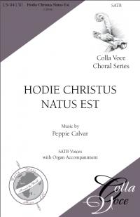 Hodie Christus Natus Est - Brass Score/Parts | 15-94131