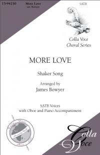 More Love  | 15-94250