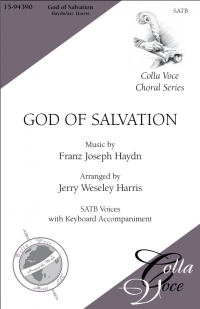 God of Salvation  | 15-94390