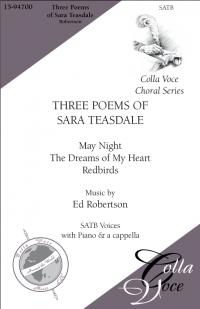 Three Poems of Sara Teasdale | 15-94700