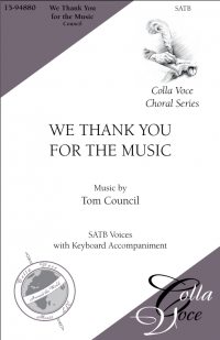 We Thank You for the Music-Brass Parts | 15-94881