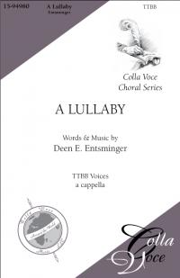 A Lullaby-TTBB | 15-94980