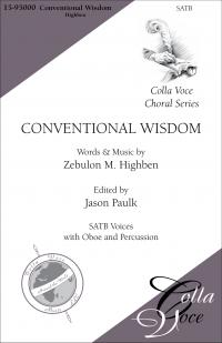 Conventional Wisdom | 15-95000