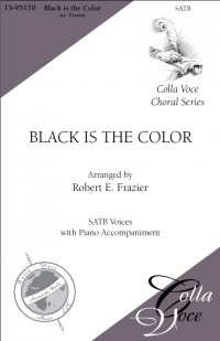 Black is the Color - SATB | 15-95170