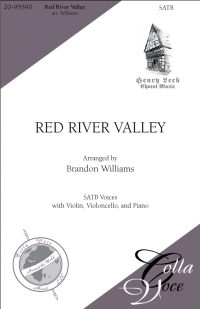 Red River Valley Score/Parts| 20-95591