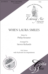 When Laura Smiles | 20-95670
