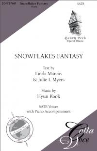 Snowflakes Fantasy Percussion Part | 20-95761