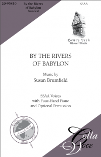 By the Rivers of Babylon-Percussion Parts | 20-95811