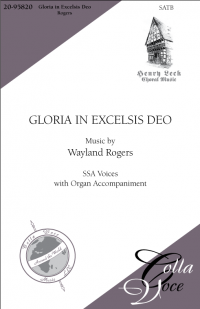 Gloria in Excelsis Deo | 20-95820