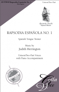 Rapsodia Española No. 1   20-95840