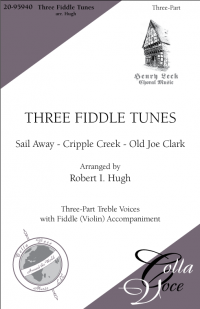 Three Fiddle Tunes | 20-95940