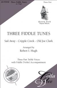 Three Fiddle Tunes | 20-95940