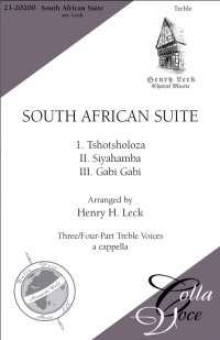 South African Suite - Treble | 21-20200