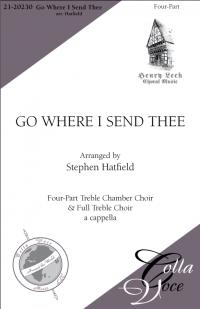 Go Where I Send Thee | 21-20230