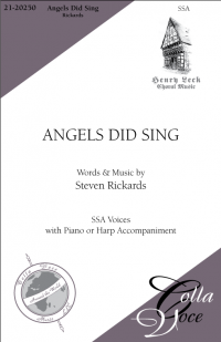 Angels Did Sing | 21-20250