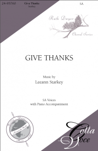 Give Thanks | 24-95760