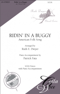 Ridin' in a Buggy - S(S)A | 24-95800