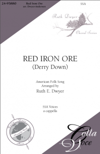 Red Iron Ore - SSA | 24-95880