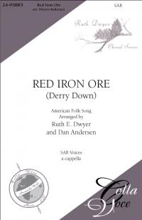 Red Iron Ore - SAB | 24-95885