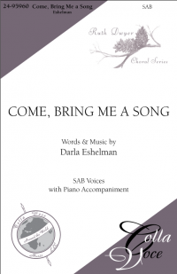 Come, Bring Me a Song-SAB  | 24-95960