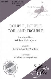 Double, Double Toil and Trouble-SA | 24-95990