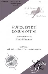 Musica Est Dei Donum Optimi | 24-96200