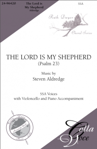 Lord Is My Shepherd, The | 24-96420
