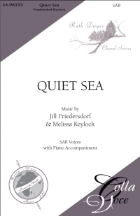 Quiet Sea - SAB | 24-96535