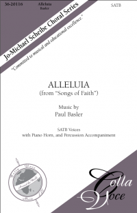 Alleluia SATB | 36-20116