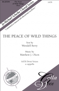 Peace of Wild Things, The  | 36-20184