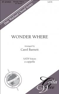 Wonder Where   37-21021