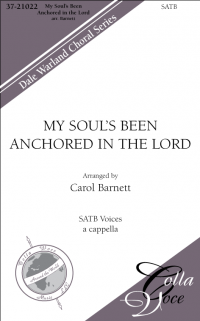 My Soul's Been Anchored In The Lord | 37-21022