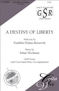 Destiny of Liberty, A | 41-96580