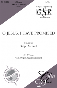 O Jesus, I Have Promised | 41-96710