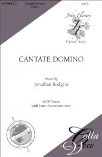 Cantate Domino | 44-96710