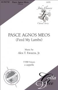 Pasce Agnos Meos  | 44-96750