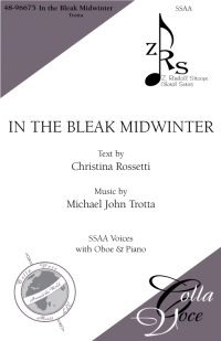 In The Bleak Midwinter SSAA | 48-96675