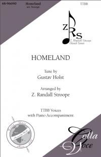 Homeland-TTBB | 48-96690