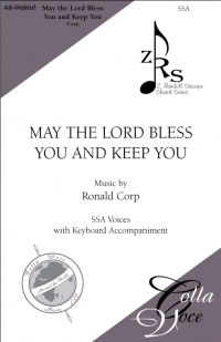 May The Lord Bless You And Keep You | 48-96860